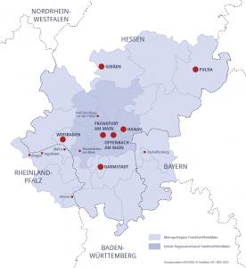 Karte FrankfurtRheinMain
